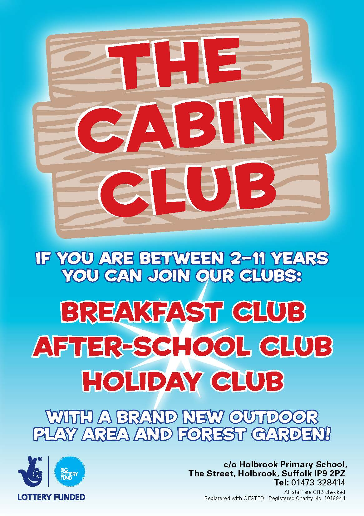 The Cabin Club Booklet 2015